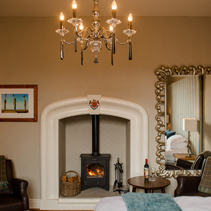 the lodge superior room