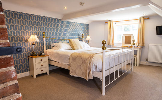Suites rooms avaiable at The Lodge, Old Hunstanton.